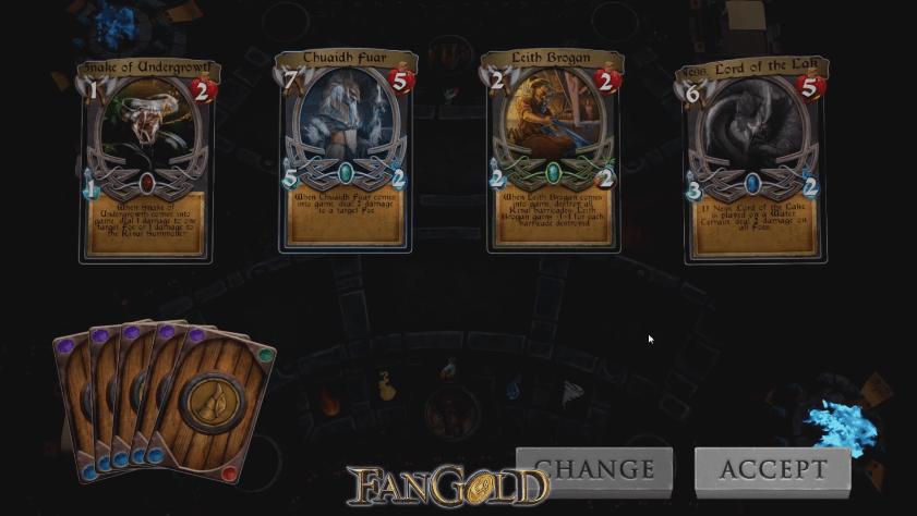 Fangold Card Distribution video thumbnail