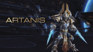 Heroes of the Storm Artanis Trailer thumbnail