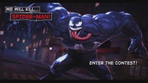 Marvel Contest of Champions Venom Motion Comic video thumbnail