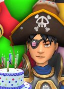 Pirate101 3rd Birthday Events