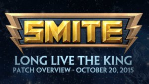 SMITE Patch Overview - Long Live the King (October 20, 2015) video thumbnail