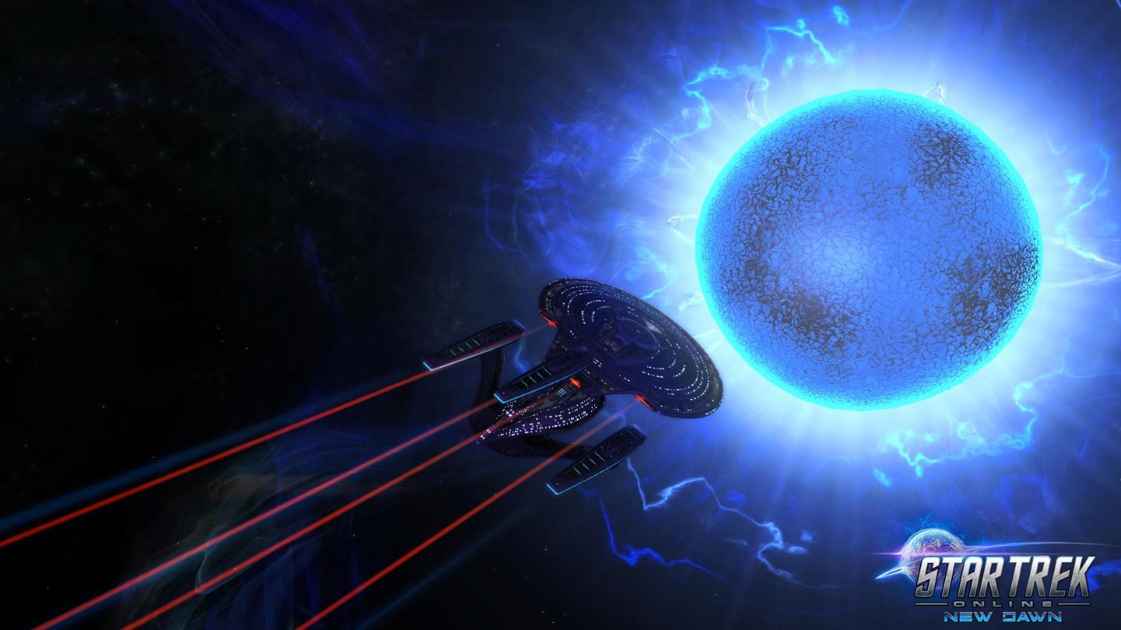 Star Trek Online: Season 11 - New Dawn Now Available news header