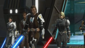 SWTOR Knights of the Fallen Empire Alliance Gameplay Trailer thumbnail