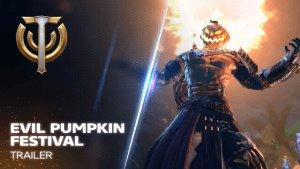 Skyforge - The Evil Pumpkin Festival video thumbnail