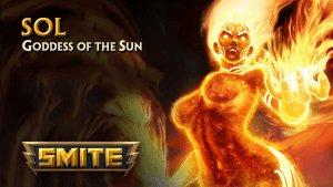 SMITE God Reveal - Sol, Goddess of the Sun video thumbnail
