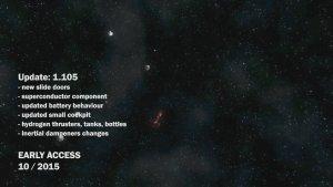 Space Engineers Update 01.105 video thumbnail
