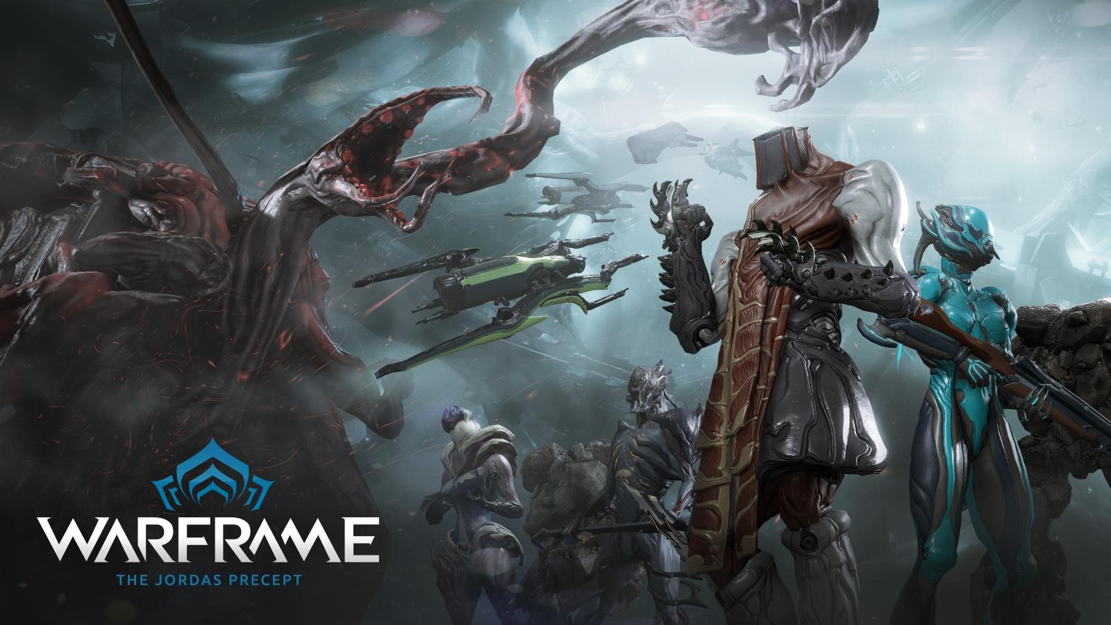 Warframe: The Jordas Precept available on consoles news header