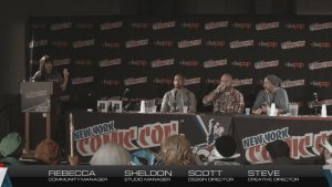 Warframe NYCC 2015 Developer & Community Panel video thumbnail