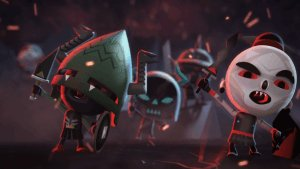 World of Warriors Intro Video thumbnail