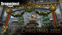 Dragon Nest Christmas Update 2015 video thumbnail
