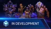 Heroes of the Storm: Cho'gall, Lunara, & Greymane Previews video thumbnail
