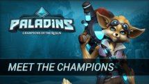 Paladins - Meet the Champions video thumbnail