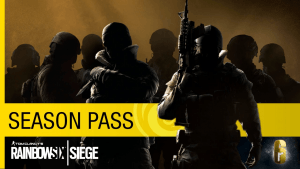 Tom Clancy's Rainbow Six Siege Season Pass Trailer thumbnail