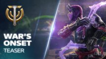 Skyforge War's Onset Teaser thumbnail
