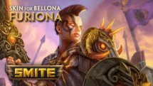 Smite Furiona Bellona Skin Preview video thumbnail