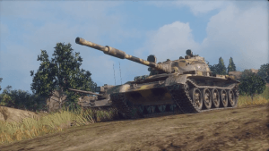 Armored Warfare T-62 Veteran Trailer thumbnail