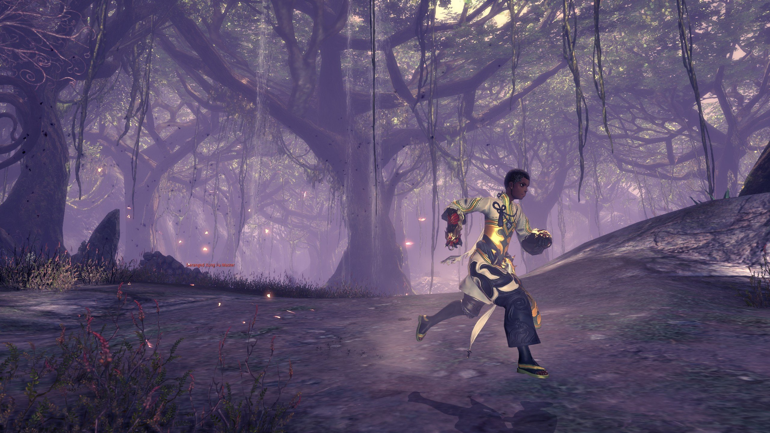 Blade & Soul Closed Beta 1 Impressions - The Early Levels