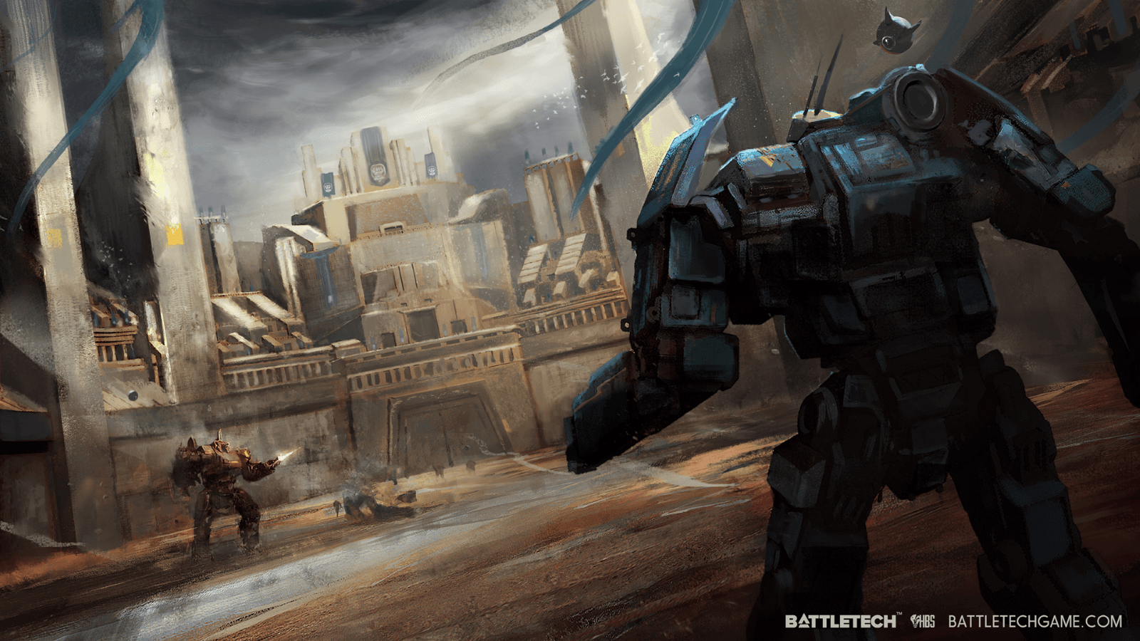 BattleTech Hits $2.5M and Unlocks PVP Multiplayer video thumbnail