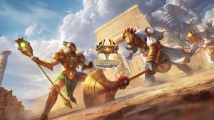 Dungeon Hunter 5 Forsaken Sands Update Trailer thumbnail