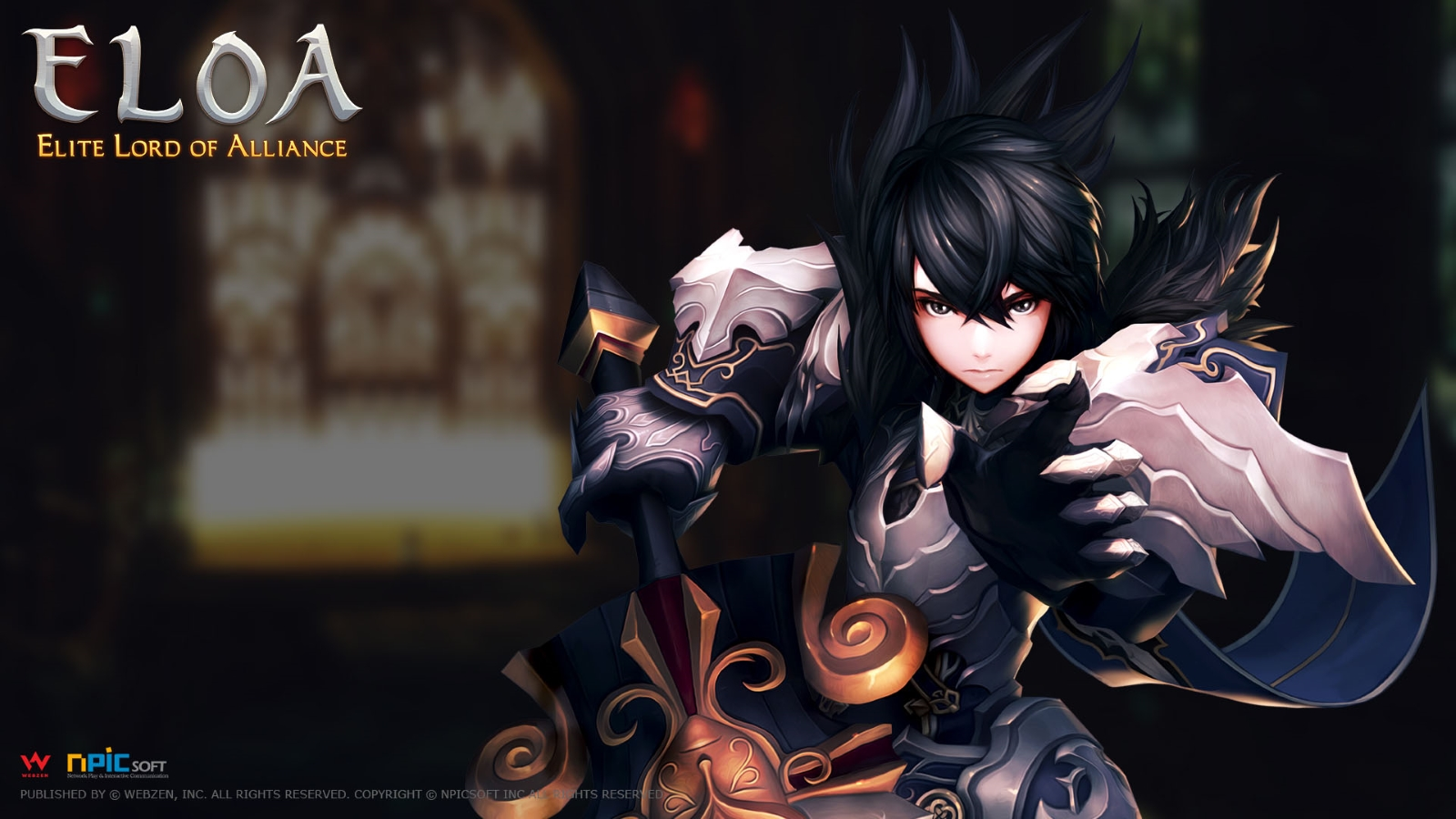 Webzen Announces Open Beta Date for ELOA news header