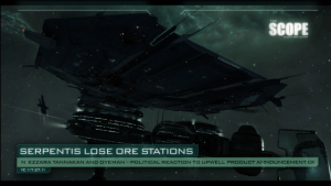EVE's The Scope – Mordu's Legion Assaults ORE Stations video thumbnail