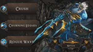 Eternal Arena Neptide Character Spotlight video thumbnail