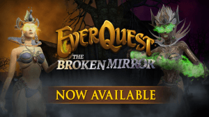 EverQuest: The Broken Mirror Trailer thumbnail