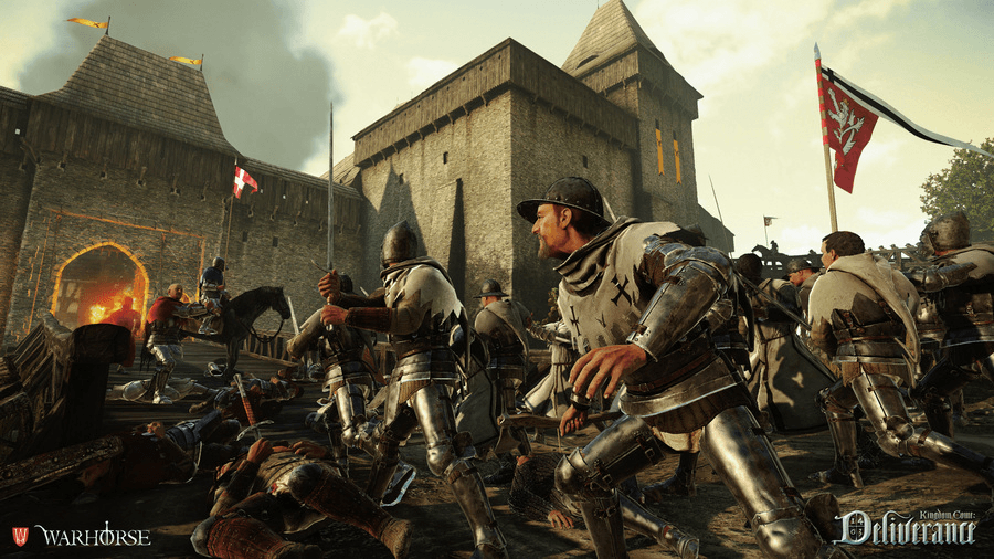 Kingdom Come: Deliverance Update Brings Crime System news header