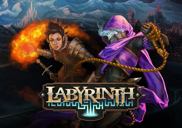 Labyrinth Game Profile Banner