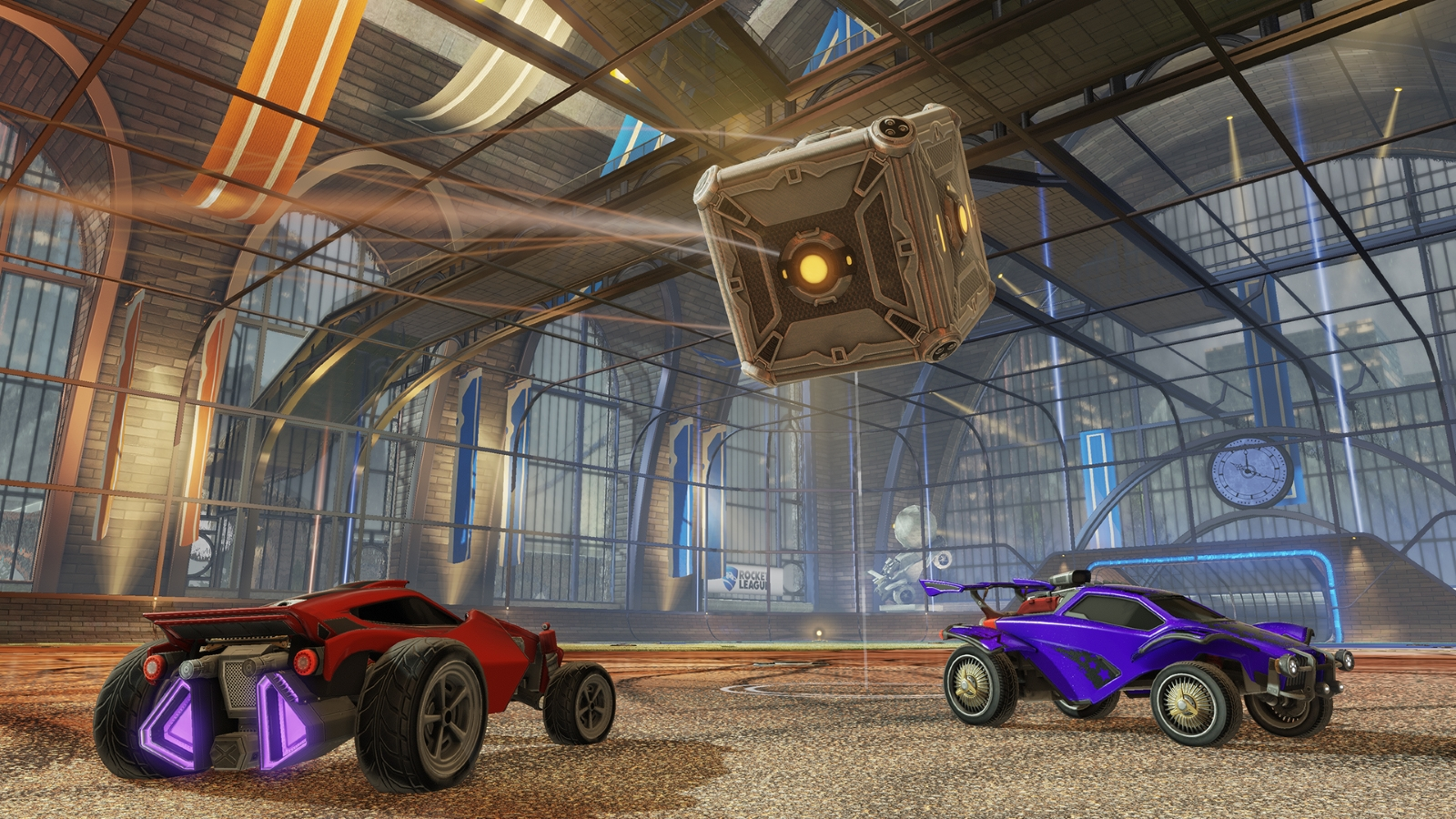Rocket League Mutators Update Available Now news header