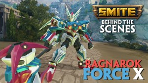 Smite Ragnarok Force X Thor & Japanese Pantheon - Behind the Scenes video thumbnail