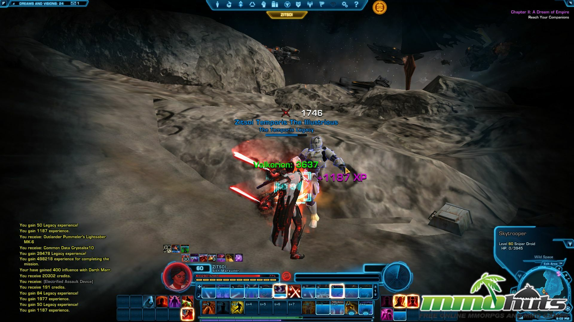 SWTOR: Knights of the Fallen Empire Review