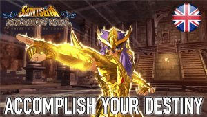 Saint Seiya: Soldiers' Soul Steam Announcement Trailer thumbnail