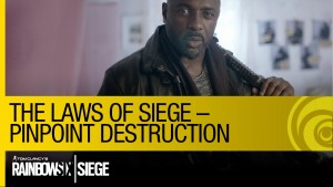Rainbow Six Siege Laws of Siege Series video thumbnail
