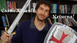Tribal Wars Castle Assault Returns video thumbnail