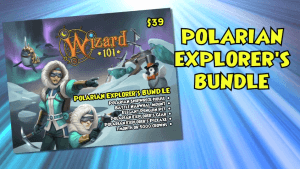 Wizard101 Polarian Explorer's Bundle video thumbnail