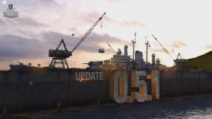 World of Warships Update 0.5.1 Overview video thumbnail