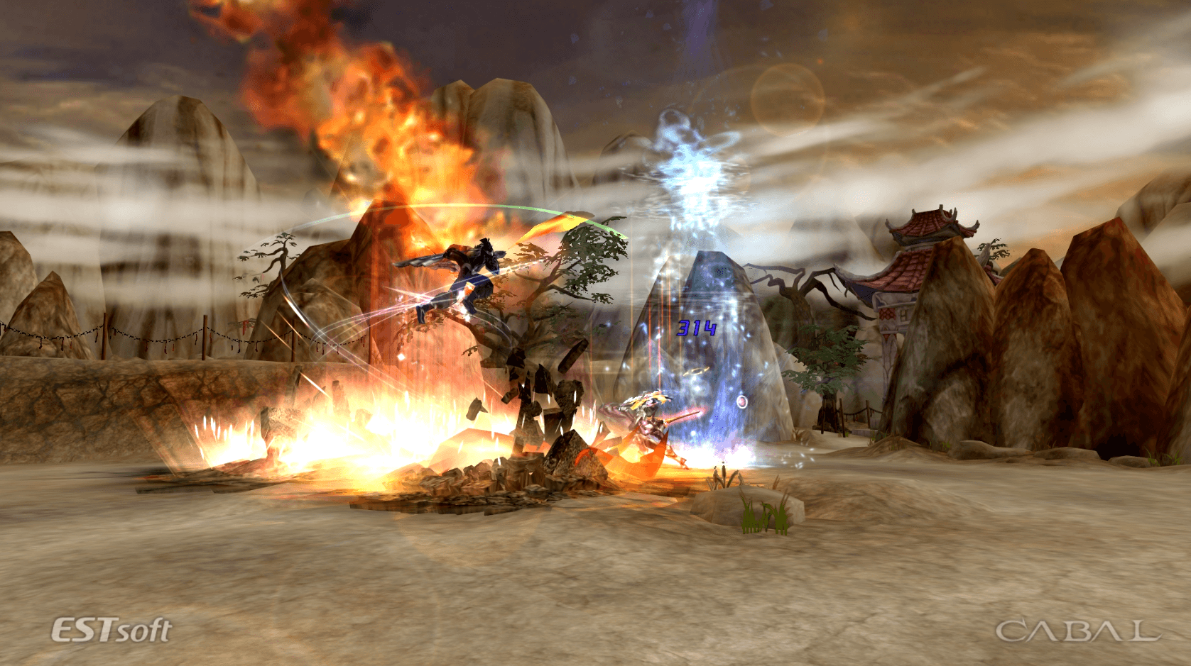 Cabal Online Launches Art of War Update news header