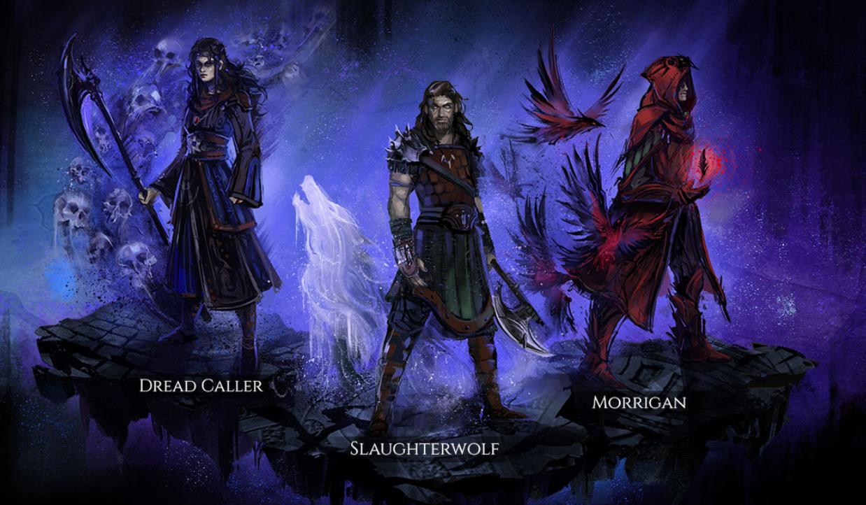 Camelot Unchained Reveals Spirit Mages Archetype news header