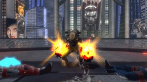DC Universe Online Atomic Powers Trailer thumbnail