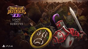 Dungeon Defenders II - PS4 Loot & Survive Preview video thumbnail