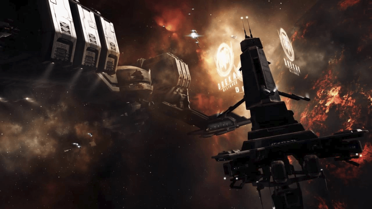 Sovereignty and today's Parallax release for EVE Online news header