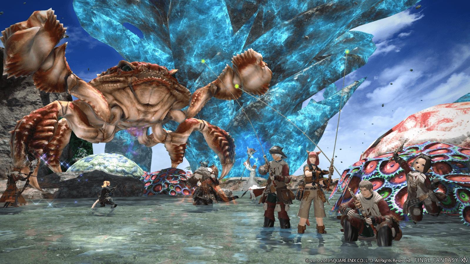 Final Fantasy XIV Patch 3.1 Offers New Heavensward Chapter news header