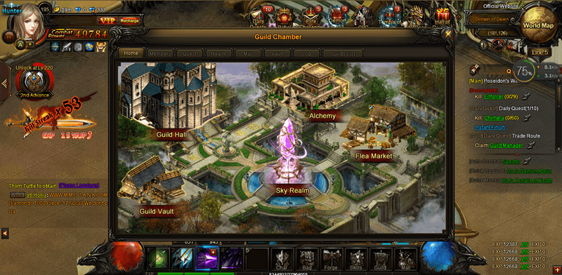 Felspire Screenshot