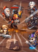 Heroes Tactics: Mythiventures Announces iOS Release Date news thumb