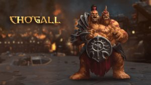 Heroes of the Storm Cho'Gall Trailer thumbnail