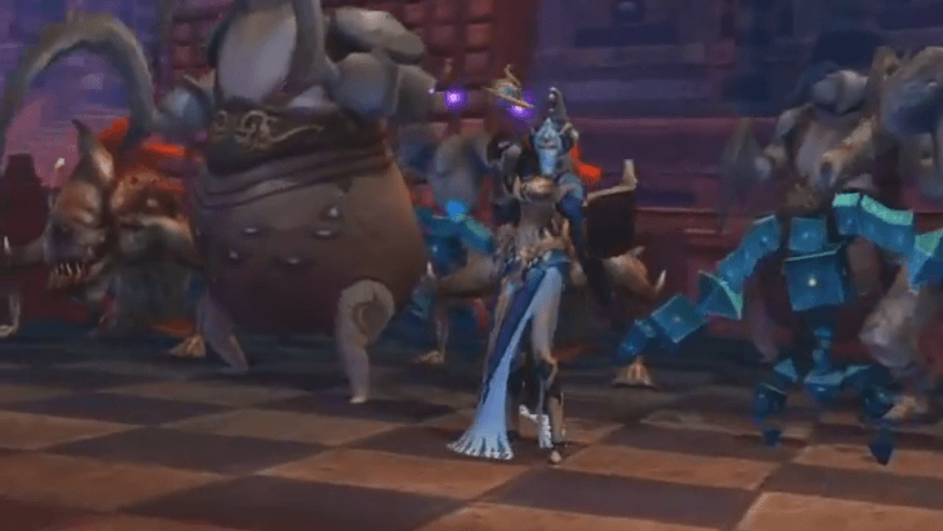 Legion Of Heroes Legend Update thumbnail