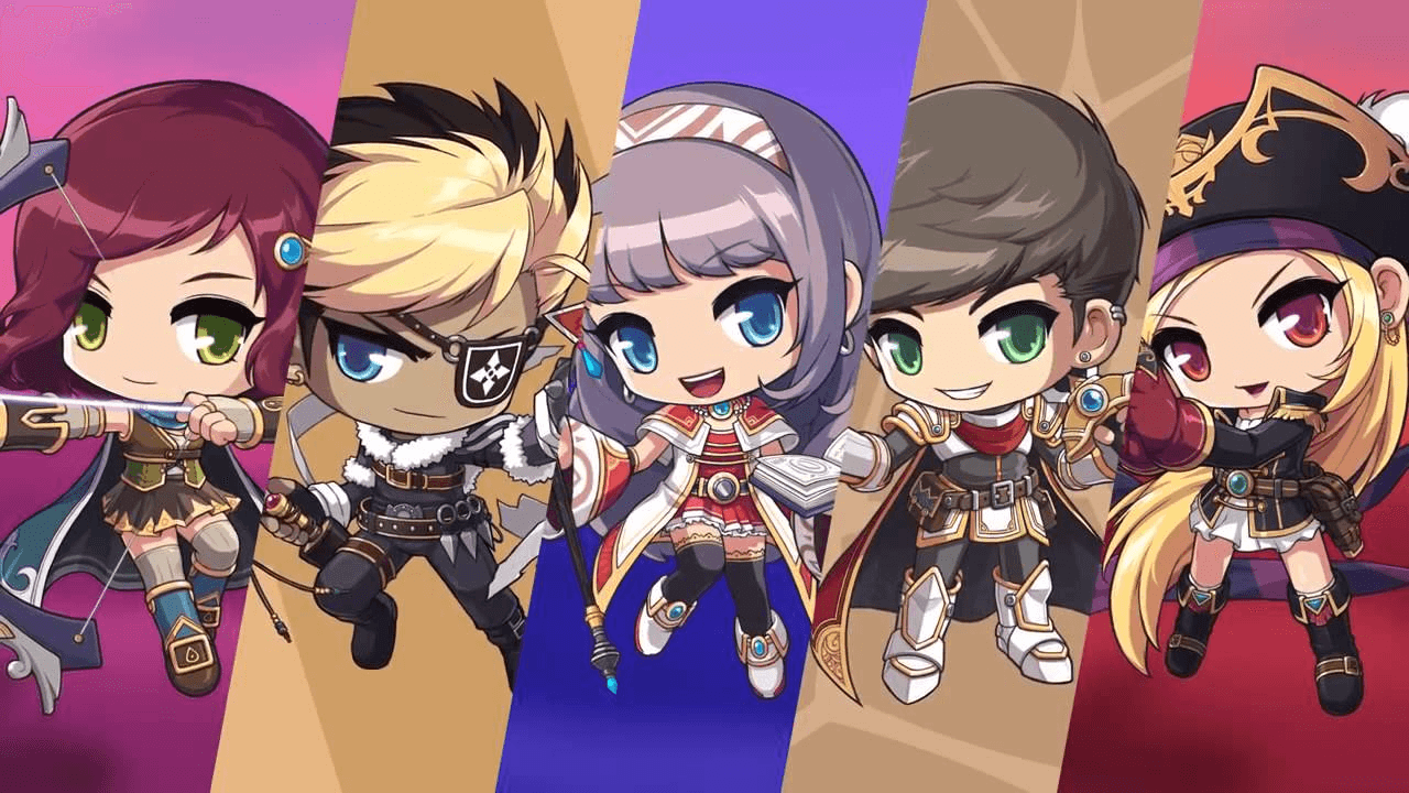 MapleStory M G-Star 2015 Trailer thumbnail