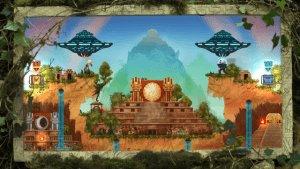 Mayan Death Robots Launch Trailer thumbnail
