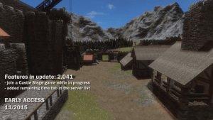 Medieval Engineers Update 02.041 video thumbnail